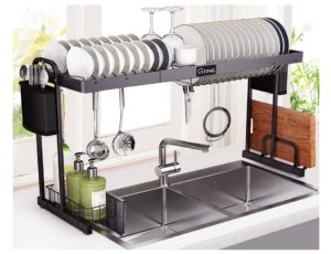 Best dish drainer drying rack - g ting