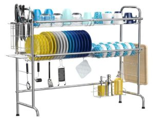 Best stainless steel dish rack - ispecle 2