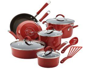 Rachael Ray Cucina Nonstick CookwareSet