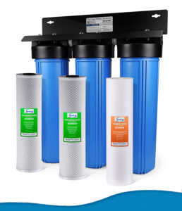 iSpring WGB32B water filtration system