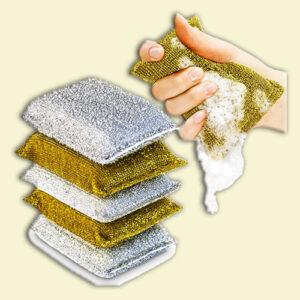 SPONGENATOR kitchen scrubbing sponges