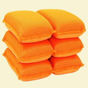 miracle microfiber kitchen sponge