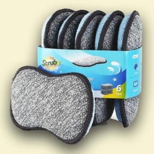 multi purpose scrub- it sponges
