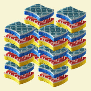 scrub-it - scrubbing dish sponges